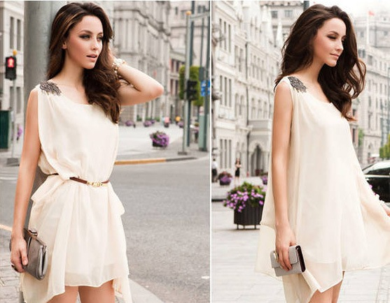 Cents-Elegant-Chiffon-Dress-2013-Summer-Beads-Inlaid-Within-Us-Shoulder-Women-Dress