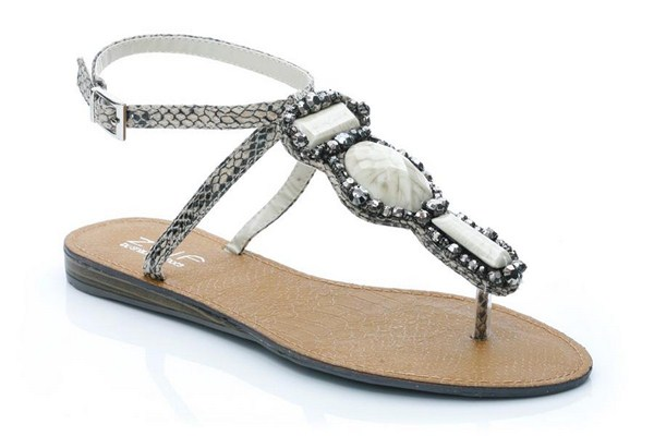 5822a242e163c6 ... Unze-Flat-Sandals-2013-for-females-7 ...
