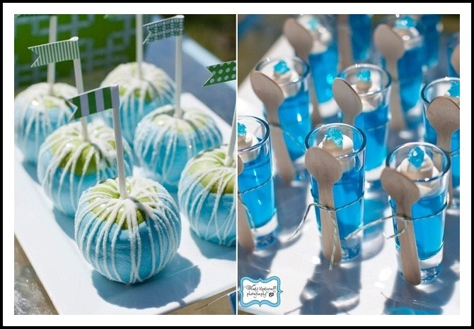 1000 images about cumples on pinterest sheriff callie - Blue day celebration ideas ...