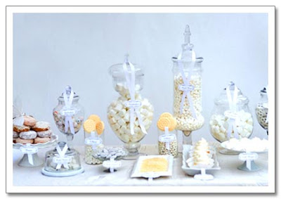 white-dessert-bar