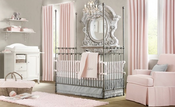 elegant-pink-white-gray-baby-girl-room-wonderful-baby-room-design-ideas-for-new-parents-2802