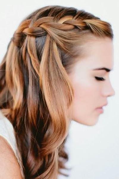 gallery of trendy peinados sencillos con trenzas with peinados con moos moos con trenzas with peinados moos - Moos Con Trenzas