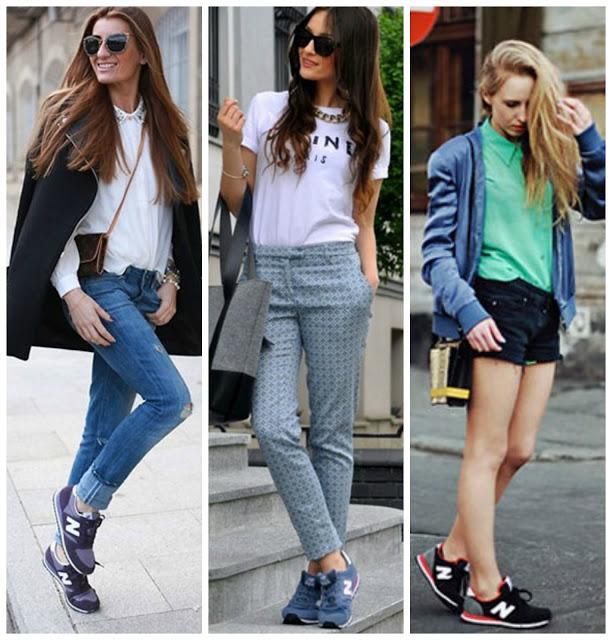 zapatillas de vestir new balance mujer