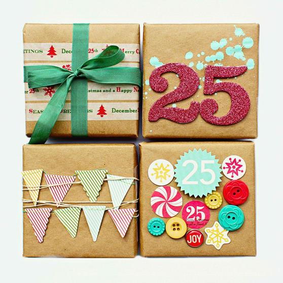 diy-kraft-paper-gift-wrapping