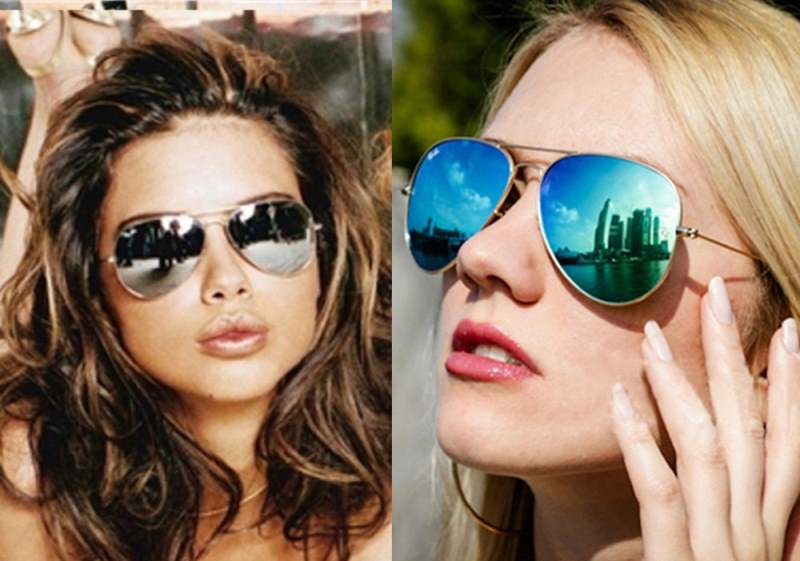 gafas ray ban chica