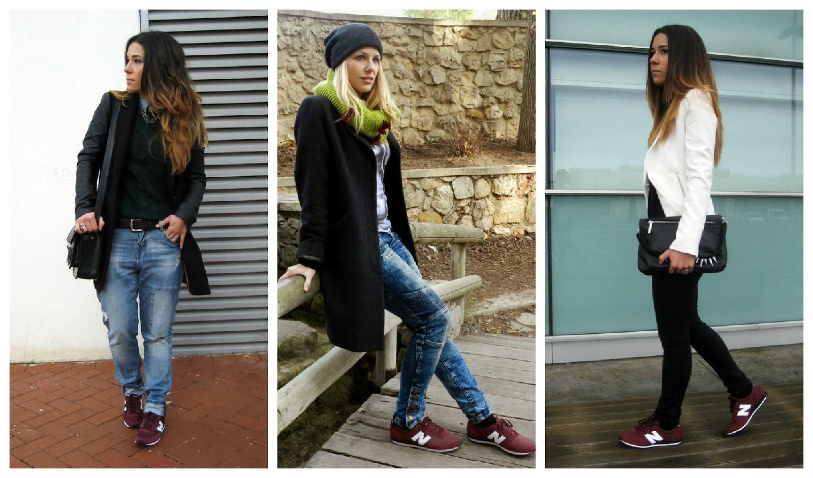 new balance mujer fashion