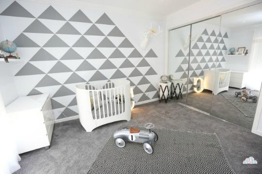 Habitacion moderna moda y todo lo demas for Habitacion bebe moderna