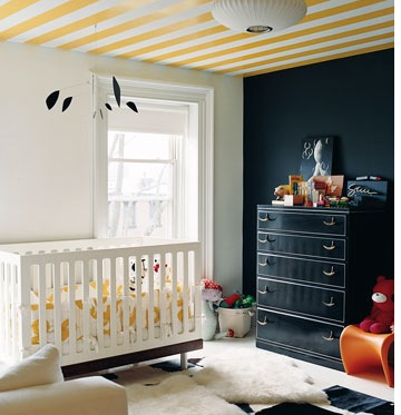Modern baby room decor ideas pictures