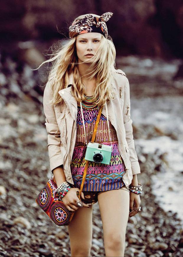 Bolso Etnico Moda Y Todo Lo Demas