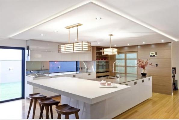 Esta-cocina-blanca-moderna-es-una-forma-elegante-para-tener-este-encuentro-West