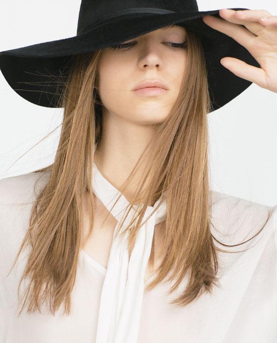 c1e193ebec7dd pic sombrero zara fall winter 2015 2016 headwear trends brimmed hats1 ...